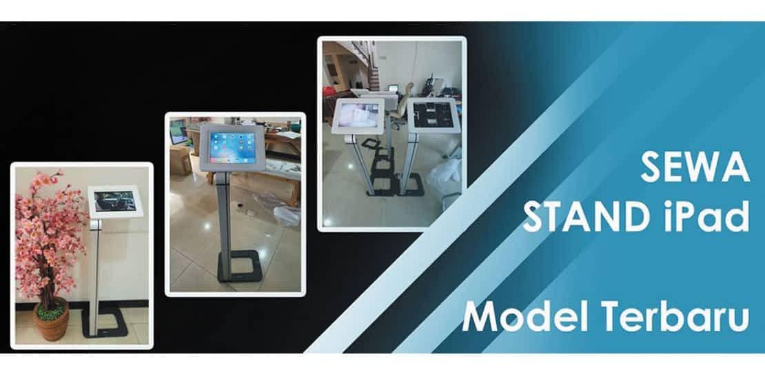 sewa stand ipad - rental stand tablet